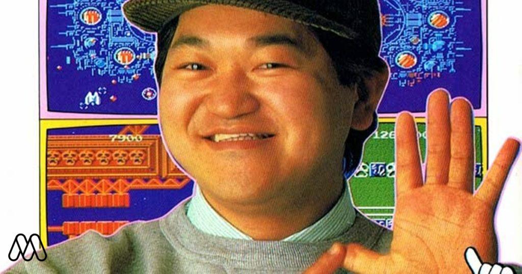 ทาคาฮาชิ เมย์จิน ตำนานนิ้วไวแห่งวงการเกมยุค 80