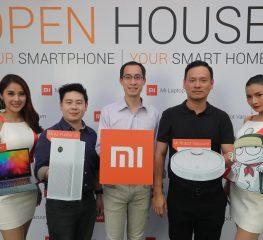 """เสี่ยวหมี่ เปิดตัวสามผลิตภัณฑ์ใหม่ล่าสุดในกลุ่ม """"Mi Ecosystem""""ครั้งแรกในไทย"""