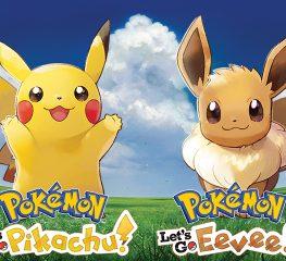 มาแล้ว! Pokemon Let's Go เผยโปเกมอนพิเศษสำหรับแต่ละภาคแล้ว