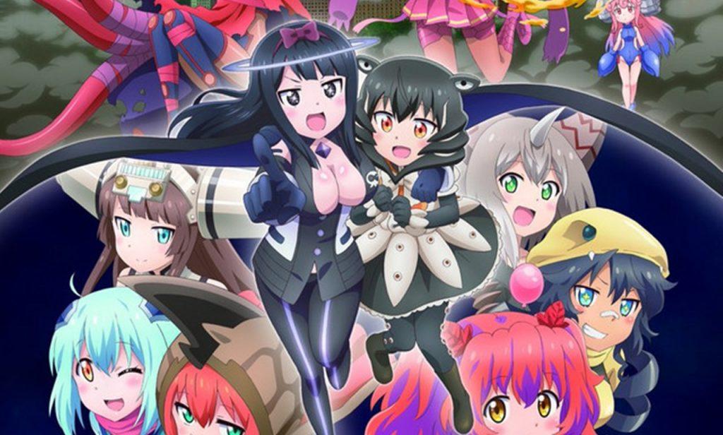 Kaijuu Girls Black เมื่อสัตว์ประหลาดในอุลตร้าแมนถูกทำให้กลายเป็นมาสาวน้อย