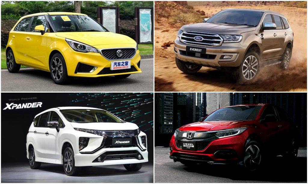 4 รถยอดนิยมเตรียมเปิดตัวใหม่มาแน่หลังกลางปี 2018