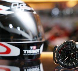 TISSOT เปิดตัว T-Race MotoGPTM Limited Edition 2018