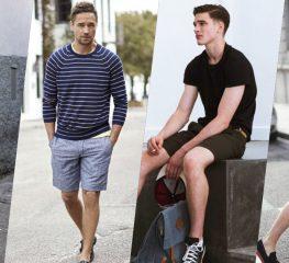 มิกซ์แอนด์แมทช์ กับกางเกงขาสั้น แบบไหนถึงจะเรียกว่าดูดี ?