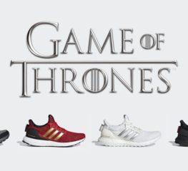 Adidas X Game of Thrones : Winter is coming to สายสนิกเกอร์