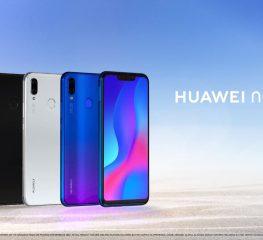 เปิดตัว Huawei Nova 3i มาพร้อมชิป Kirin 710