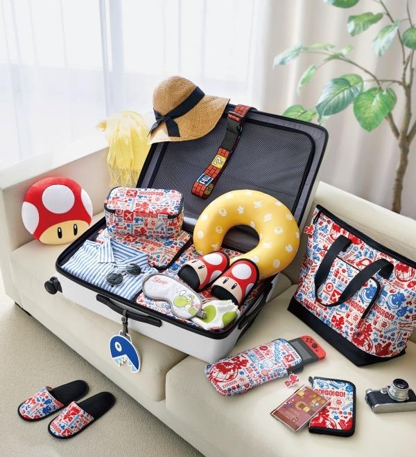 เซตท่องเที่ยวมาริโอ Power Up Your Travel Adventures!