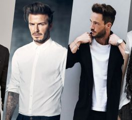 Men's Fashion | BLACK AND WHITE สไตล์สตรีท