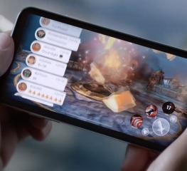 โฆษณา iPhone X ตัวใหม่เจาะตลาดกลุ่มเกมเมอร์!