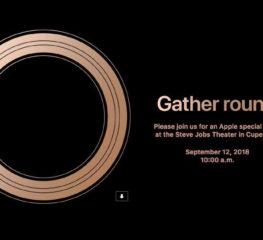 Apple ประกาศวันเปิดตัวสินค้าใหม่ 12 กันยายนนี้