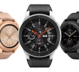 Samsung เปิดตัว Galaxy Watch ฟีเจอร์เด็ดเพียบ แบตอยู่ได้เป็นอาทิตย์แบบไม่ต้องชาร์ต
