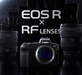 Canon เปิดตัวกล้องใหม่เขย่าตลาดฟูลเฟรม EOS R