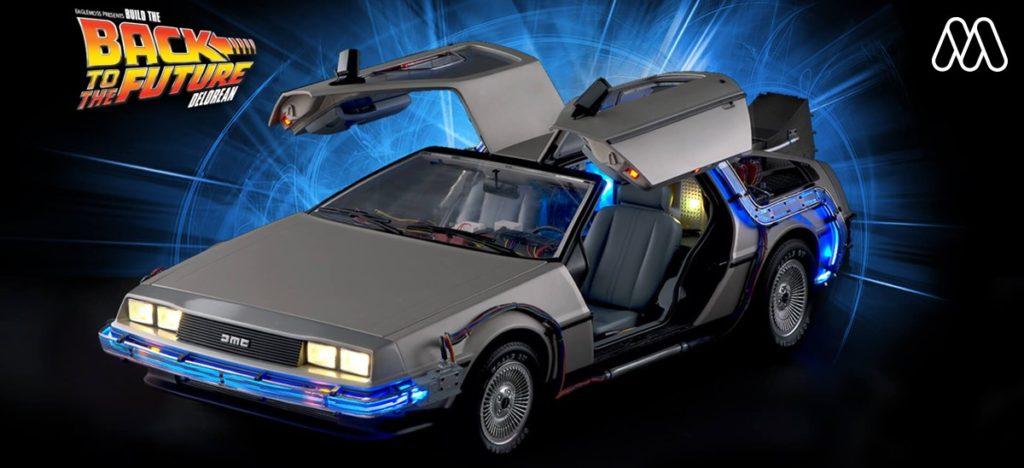 Boytoy รถ Back to the Future ไอคอนจากยุค 90