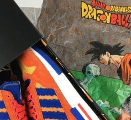 """แกะกล่อง Dragon Ball Z x adidas ZX 500 RM """"Goku"""" รายละเอียดเพียบแฟนบอยต้องร้องกรี๊ด"""