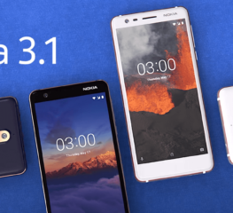 Review Phone | Nokia 3.1 เล่นเกมก็ได้ โซเชียลเพลินในราคาไม่เกินห้าพันบาท