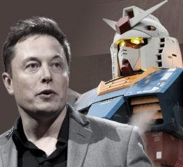 ไปให้สุด! Elon Musk เผย 'ผมอยากสร้างหุ่นยนต์' Bandai ถามกลับ 'เอาต้นแบบมั๊ย?'