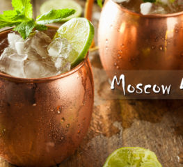 ทำความรู้จัก The Best Moscow Mule Recipe รวมมาให้แล้วทั้ง 8 สูตร!!