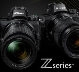 เปิดราคา พร้อมคุณสมบัติเด่นของ NIKON Z Series กล้อง Full – Frame Mirrorless ตัวล่าสุด