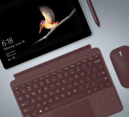 Surface Go พร้อมตอบทุกโจทย์ในไลฟ์สไตล์ยุคใหม่ที่ไม่หยุดนิ่ง!!