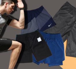 4 กางเกงขาสั้นสำหรับออกกำลังกายที่ดีที่สุด