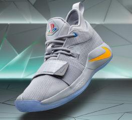 PlayStation เตรียมวางจำหน่ายรองเท้ารุ่นพิเศษ PG 2.5 ของ Nike