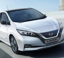 NISSAN เปิดตัว The All-New NISSAN LEAF รถยนต์พลังงานไฟฟ้า 100% เริ่มต้น 1.99 ล้านบาท