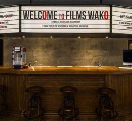 Films Wako อพาร์ตเมนต์สุดแนว อย่างกับยกบ้านไปอยู่ในโรงหนัง