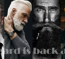 De Beard ที่กลับมาอีกครั้ง สำหรับคนรักเครา!!