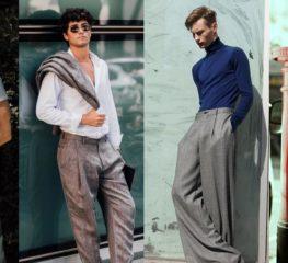 ไอเดียแมทช์กางเกง Pleated Pants แต่งลุคหนุ่มออฟฟิศ พร้อมกลับไปทำงาน!!