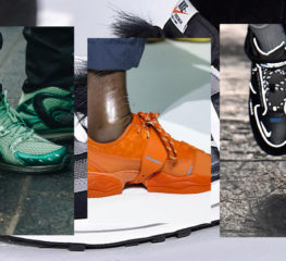 10 รองเท้าสนีกเกอร์ที่ร่วมมือกันออกแบบแล้วเกิดกว่าเดิม จากงาน Men's Fashion Weeks 2019