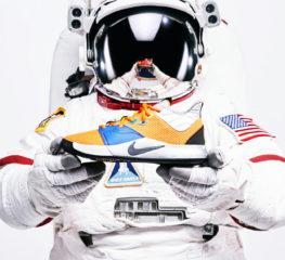 รองเท้าผ้าใบสุดเท่ ที่เหมือนหลุดมาจากอวกาศโดยตรง!!