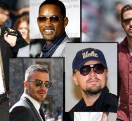 แฟชั่นแว่นตากันแดดเท่ๆ จากเหล่าคนดัง Hollywood