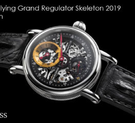 Chronoswiss | Flying Grand Regulator Skeleton 2019 Limited Edition