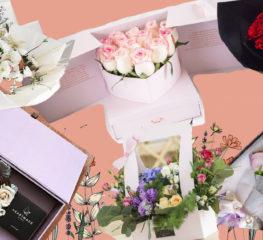 5 ร้านดอกไม้สำหรับทุกโอกาสดีๆที่ผู้หญิงคนไหนได้รับต้องเผลอยิ้มไม่หุบทั้งวัน