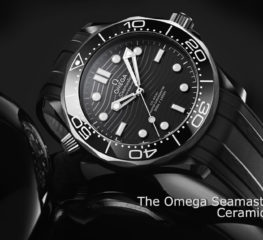 The Omega Seamaster Diver 300M หนึ่งในนาฬิกาโอเมก้า Seamaster ที่ทันสมัยที่สุดที่ยอดเยี่ยม