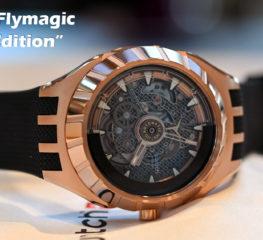 Swatch เปิดตัวคอลเล็กชั่น Flymagic Limited Edition