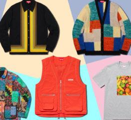 New Items Update | Supreme Spring 2019 : กับไอเทมใหม่สีสันจัดจ้าน