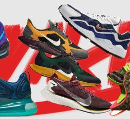 6 สนีกเกอร์พร้อมวางขายจาก Nike ที่เห็นทีเงินเดือนนี้น่าจะไม่เหลือ
