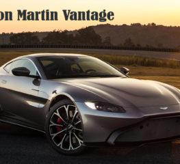 2019 Aston Martin Vantage โดย WHEELSANDMORE