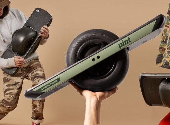 Onewheel Pint สเก็ตบอร์ดไฟฟ้ารุ่นใหม่ขับขี่และทรงตัวง่ายด้วยเทคโนโลยีสุดล้ำ
