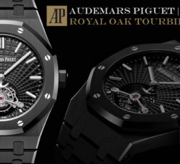 AUDEMARS PIGUET | ROYAL OAK TOURBILLON EXTRA-THIN Limited Edition