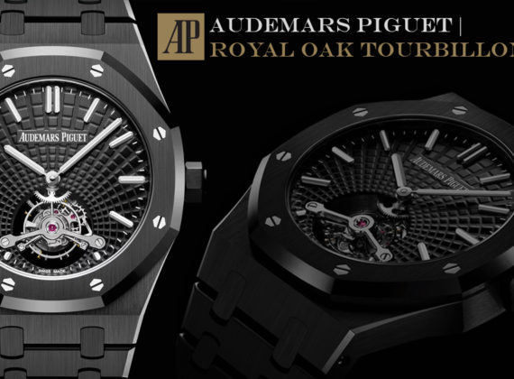 AUDEMARS PIGUET | ROYAL OAK TOURBILLON EXTRA-THIN Limited Edition