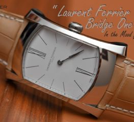 Laurent Ferrier Bridge One | นาฬิกาในอารมณ์ย้อนยุค
