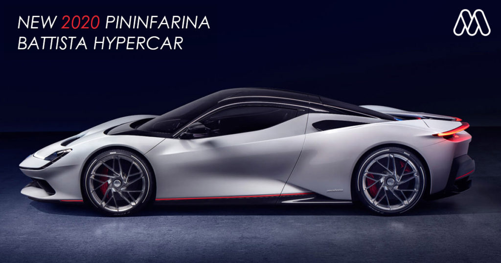 NEW 2020 PININFARINA BATTISTA HYPERCAR