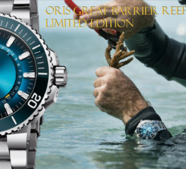 Oris Great Barrier Reef III Limited Edition