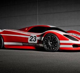 ตำนานนักแข่งประวัติศาสตร์ของ Porsche 917 Le Mans ที่ได้รับเกียรติจากแนวคิดใหม่