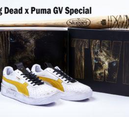 Puma กับการได้รับแรงบันดาลใจจาก 'The Walking Dead'