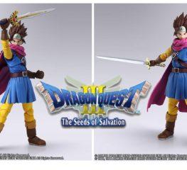 ฟิกเกอร์สุดเท่จาก Dragon Quest III