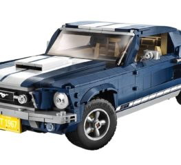 Boy Toy | Lego Ford Mustang GT ไอคอนแห่งยุค 60s