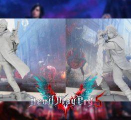 ฟิกเกอร์ Devil May Cry 5 ปล่อยออกมาให้สาวกได้สะสม