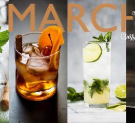 Cocktail Recipes | 8 สูตรค็อกเทลคลาสสิก ที่ทุกคนควรรู้วิธีการทำ